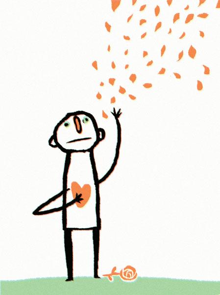 Petalos petals by peerro