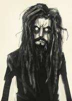 Rob Zombie! by peerro