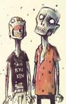 Zombies!! by peerro
