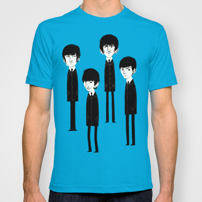 The Beatles T-shirt by peerro