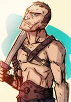 Spartacus!! by peerro