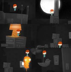 Agata by Black Room Games by peerro
