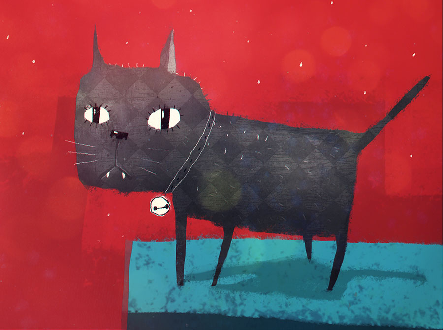 Mystical CAT by peerro