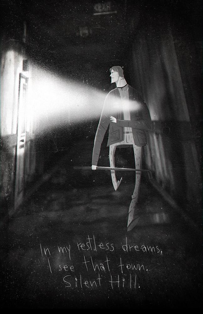 Silent Hill 2 by peerro