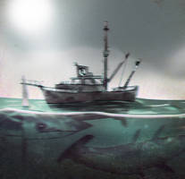 The ship by peerro