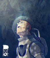 The Astronauta by peerro