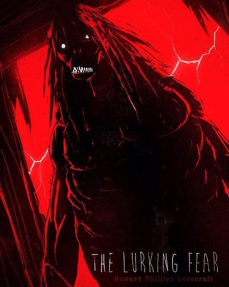 The lurking fear by peerro