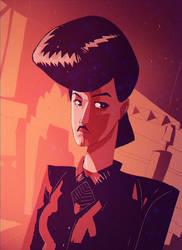 Rachel - Blade Runner by peerro