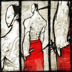 samurai by peerro