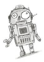 robot by peerro