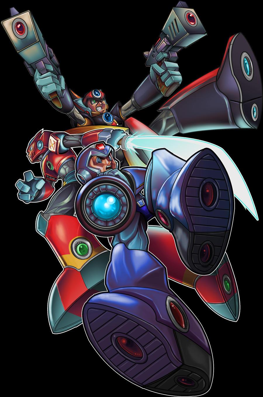 Megaman teaser 2 by Daniel-Velez