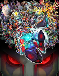 Megaman Tribute Choosen