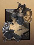 Robocop vs Wolverine
