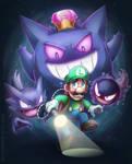 Wrong mansion, Luigi