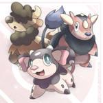 Cattle Pokemon Pre Evolutions