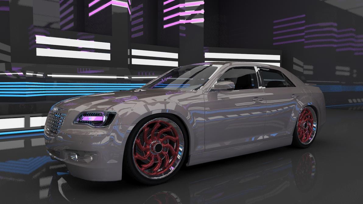Chrysler 300 C - Dub Edition by Hummakavuula