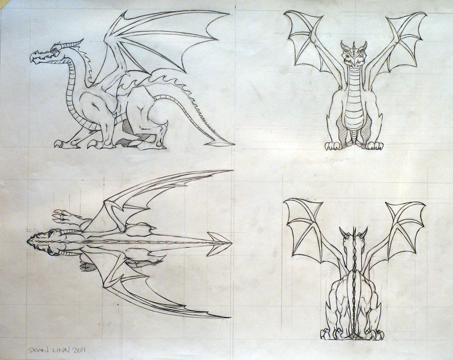 Mythical creatures and character refs on Animals-and-Anatomy ...