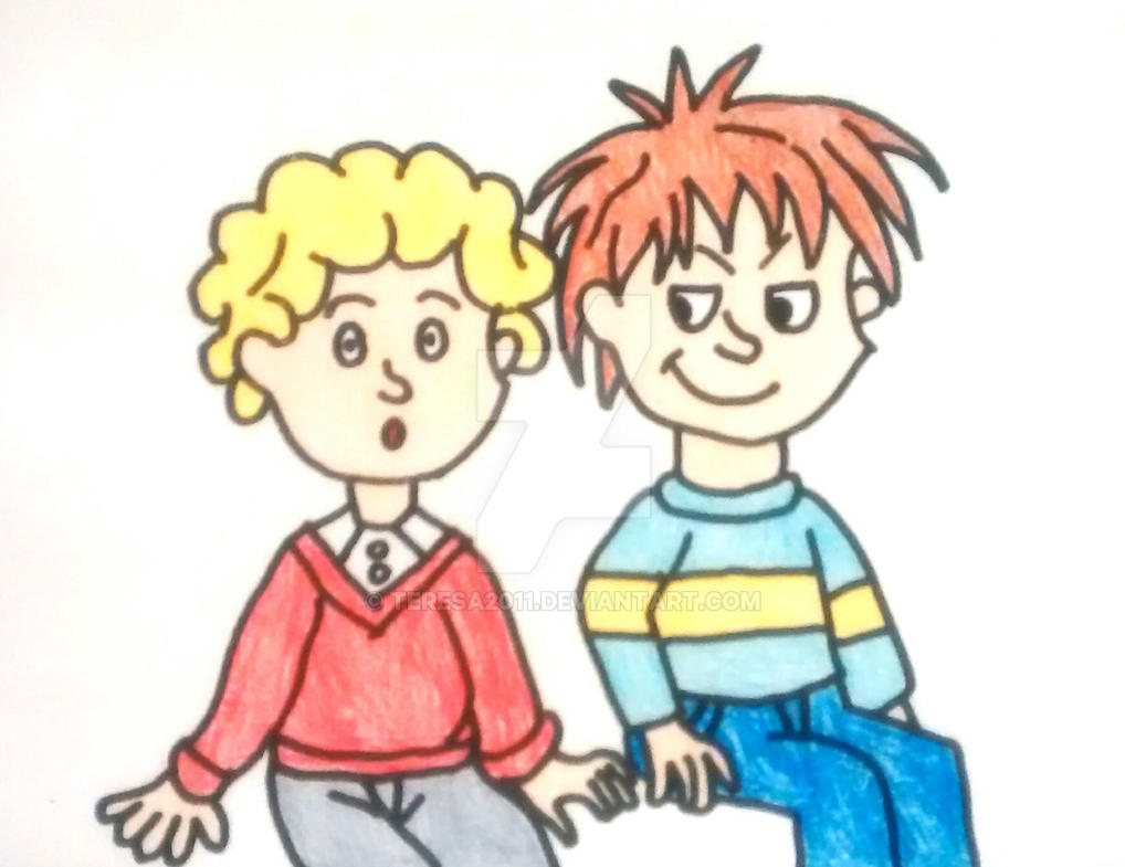 Horrid Henry And Perfect Peter By Teresa2011