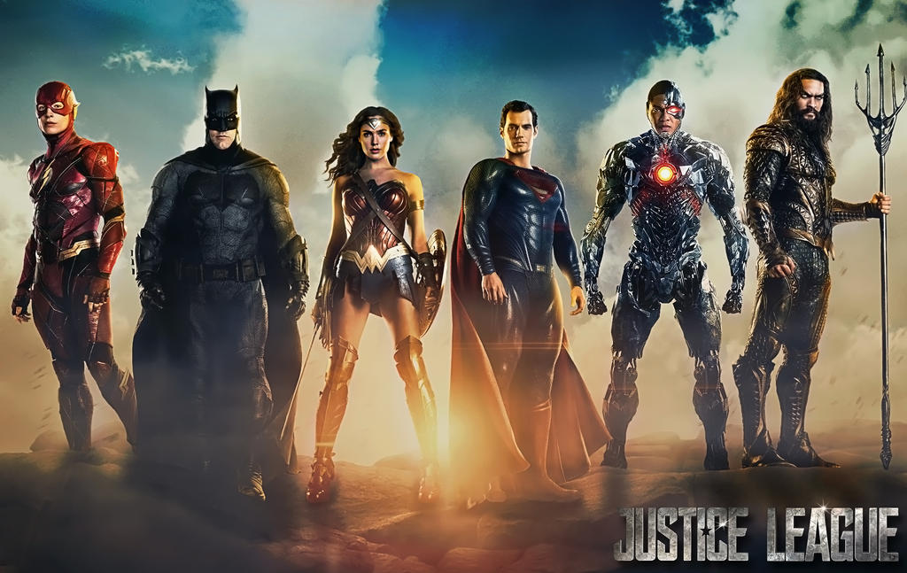 Justice League Movie Wallpaper by mattze87 on DeviantArt