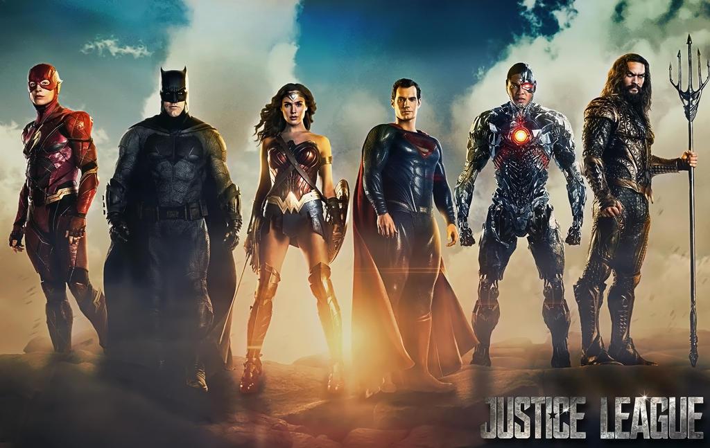 Justice League Movie Wallpaper By Mattze87 On Deviantart