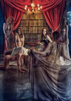 7 deadly Sins - Lust by mattze87