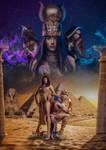 Egyptian nights by mattze87