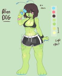 Alien design!