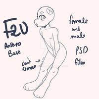F2U Base anthro