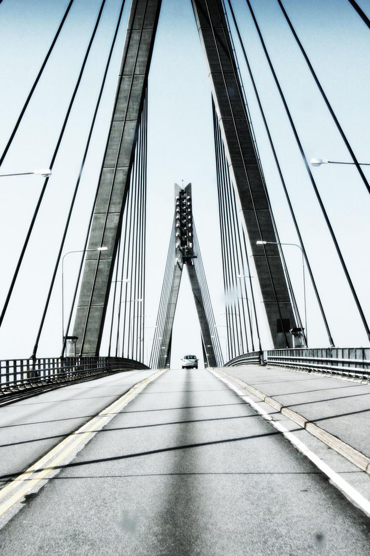 Raippaluoto bridge by Kata-Rita