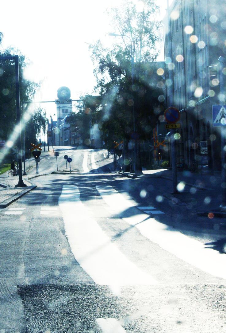 through the windshield by Kata-Rita