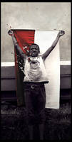 STAND FOR INDONESIA