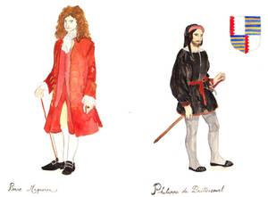 Pierre et Philippe - commission