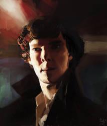 Sherlock by Whimsnicole