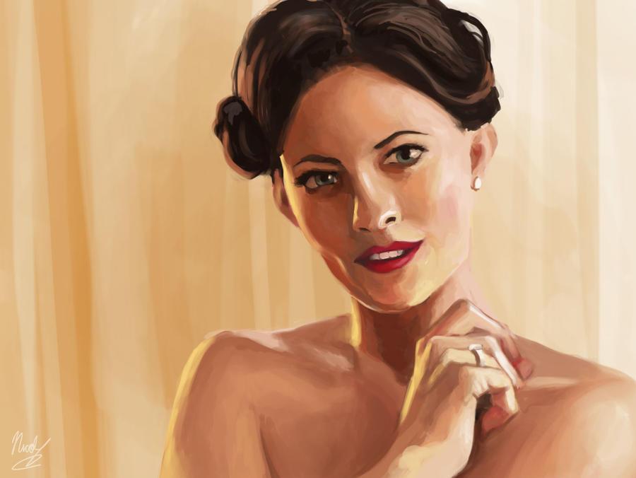 Irene Adler by Whimsnicole