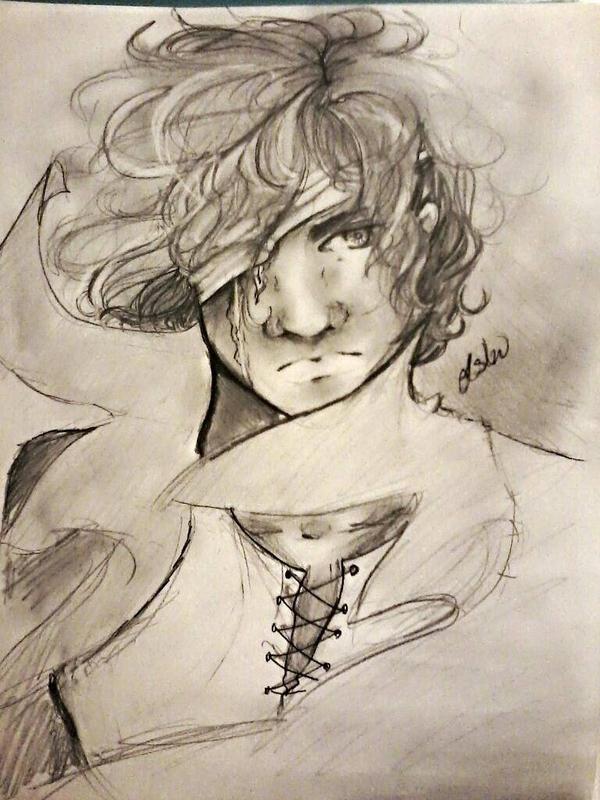 sketch by lslw33