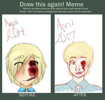 Draw This Again: Gore Finland(?)