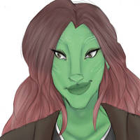 Can I Offer You A Gamora In These Trying Times