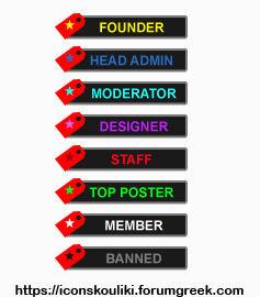 Label ranks