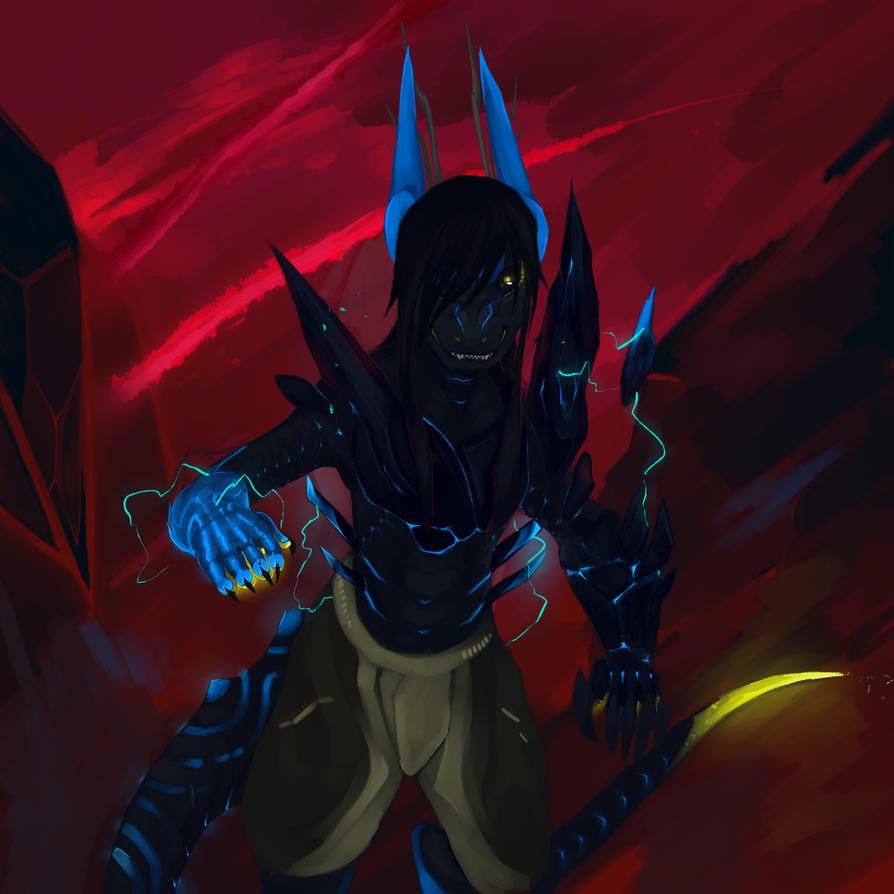 Warrior by Tokyozilla