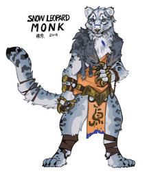 Snep Monk Auction (CLOSED)