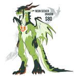 Neon Seeker Dragon (CLOSED)