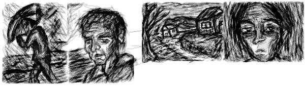 pda drawings by moyado