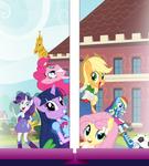 Equestria Gir... Ponies?