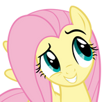 Fluttershy expression 1