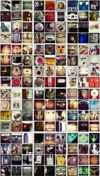 1000 faces - part I