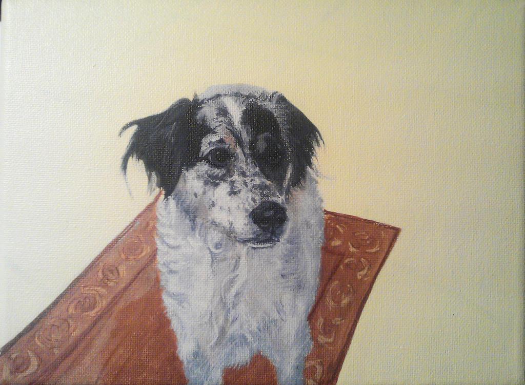 Laffy portrait by holonick