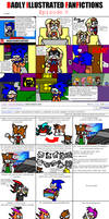 Illustrated Fanfictions 9 by RangerSnow