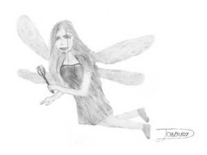 Nerri, Fairy of the Garden