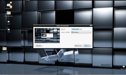 My Ubuntu Desktop, 092007