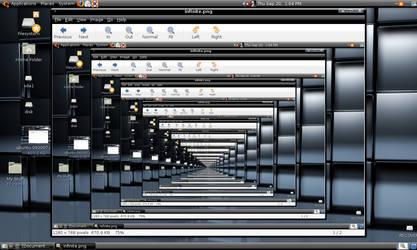Infinity Desktop